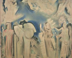 The Apotheosis of Athanasios Diakos, c. 1933